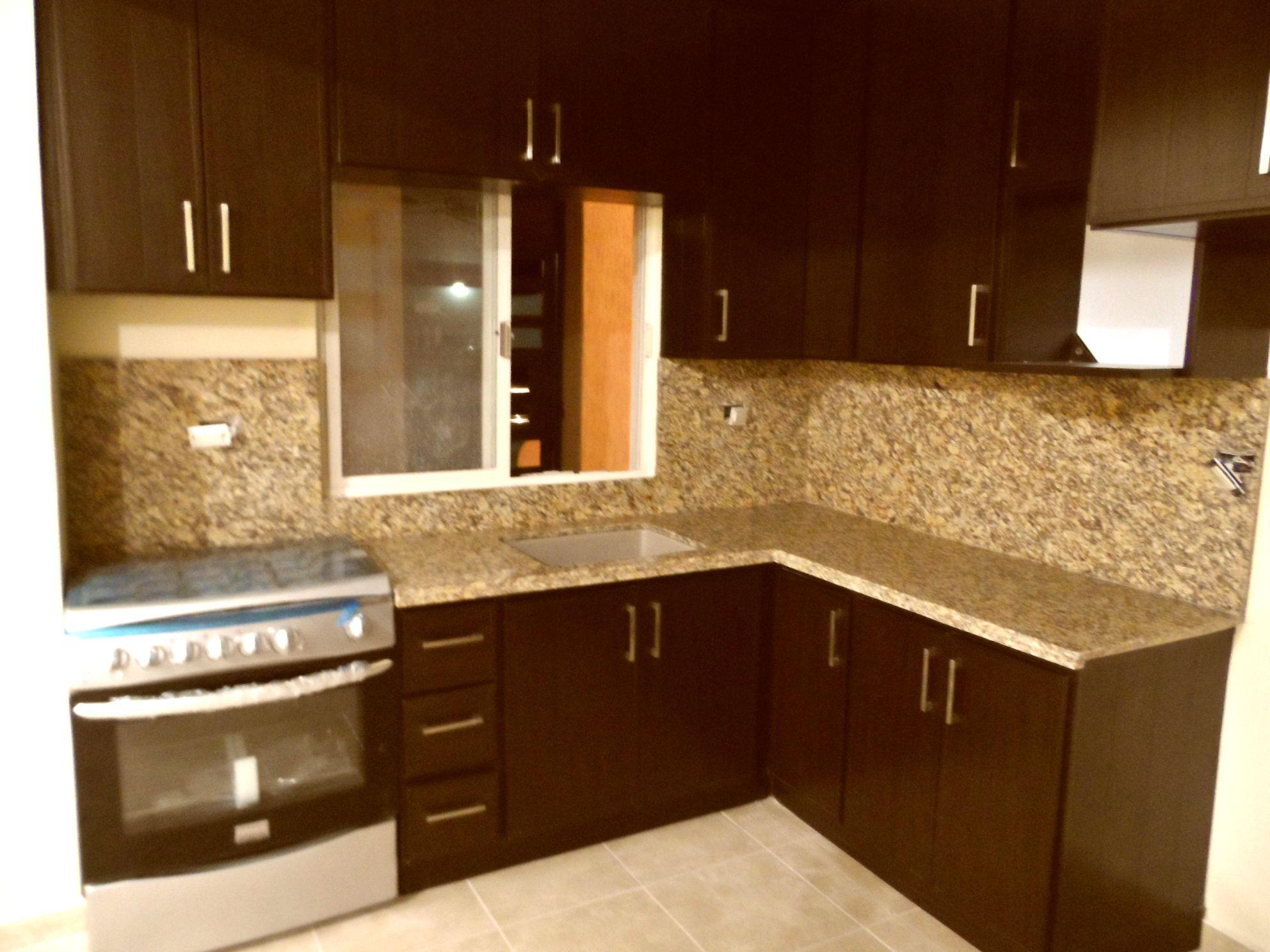 Sam 3499 for Modelos de puertas de madera para cocina integral